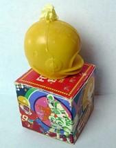 Avon Football Helmet Soap on a Rope Vintage 1973 - $10.84