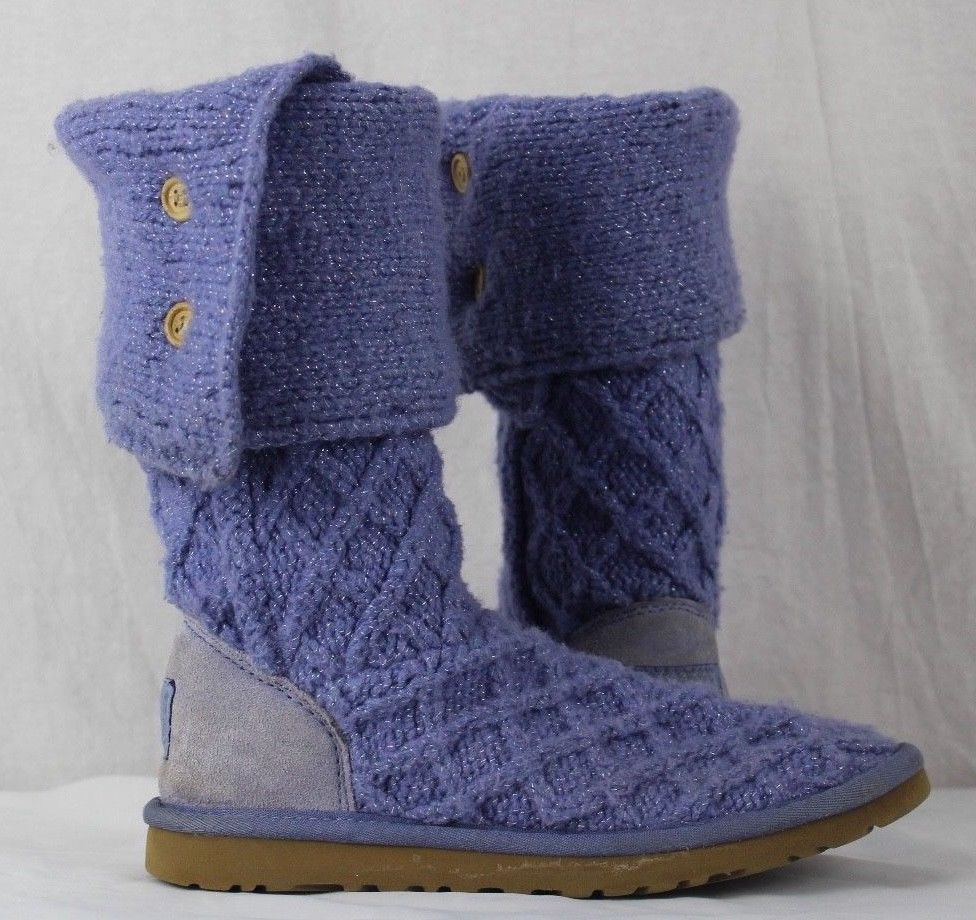 11b1caa6976 UGG Australia cardy button purple knit and 50 similar items