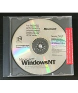 Microsoft Windows NT Service Pack 3 for Workstation/Server (NO KEY) - $7.76