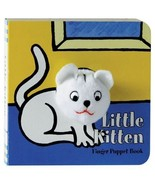 ImageBook Little Kitten Finger Puppet Book - $18.00