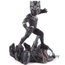 Marvel Comic Action Figure Marvel Black Panther Figure Black Panther Fig... - $13.40