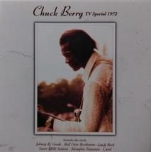 Chuck Berry TV Special 1972 CD - $4.95