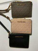MIchael Kors Jet Set Coin purse Wristlet NWD - $41.57+