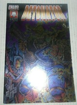 Detonator # 1 December 1994 Chaos! Comics - $1.15