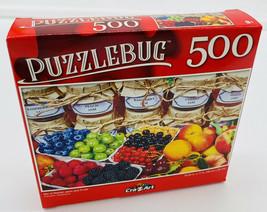 Mix Of Market Jams And Fruits - Puzzle - 500 Pcs - New - $4.70