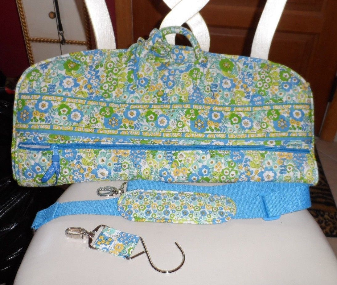 Primary image for Vera Bradley English Meadow Garment bag