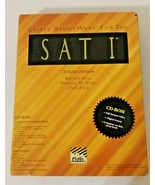 Cliffs StudyWare for the SAT I - CD-ROM & Book - $14.85