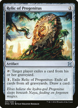 MTG Relic of Progenitus x1 M/NM Eternal Masters - $3.96