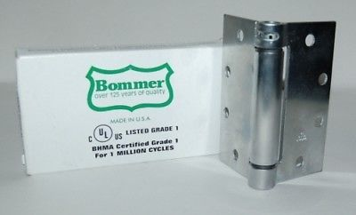 Bommer LB4610C 450S 652 Steel Spring Hinge 4.5x4.5 Inches Without Hardware USA