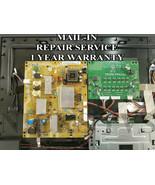 Mail-in Repair DPS-167DP-1 Vizio M552I-B2 Power Supply 056.04167.1011 - $59.95