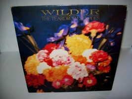 The Teardrop Explodes Wilder Vinyl LP Record Album Post-Punk 1st Ed Juli... - $44.50