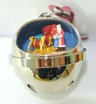 POLAR EXPRESS - JINGLE BELL MEMORIES 2005 Hallmark Christmas Ornament QX... - $12.99