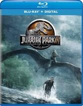 Jurassic Park 3 (Blu Ray W/Digital) (New Packaging)