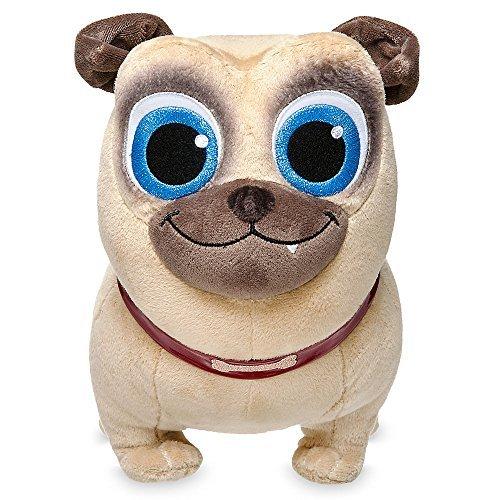 Disney Rolly Plush - Puppy Dog Pals - Small - 12 inch