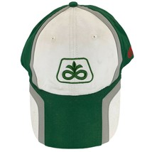 Pioneer Dupont Men's Soybean Adjustable Strapback Green White Baseball H... - $15.68