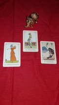 Sibilla Oracle Cards. Reading with THREE CARDS make best possible choice  - $13.99