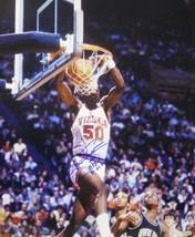 Ralph Sampson signed Virginia Cavaliers 16x20 Photo CPY 81,82,83 (Colleg... - $49.95