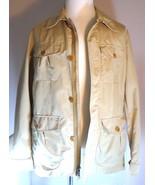 Banana Republic Mens Jacket Beige Size Large - $53.36