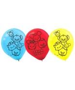 "Tsum Tsum Birthday Party Latex 12"" Balloons 6 Ct - $3.98"