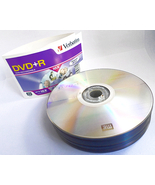 18 Discs To Record Movies On, CDs To Save Files And Data, DVDs To Save V... - $14.99