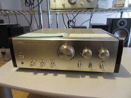 SANSUI AU-α607 MOS Limited Amplifier #28 - $2,673.00