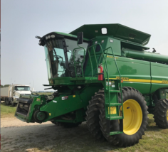 2007 JOHN DEERE 9760 STS For Sale In Racine, Minnesota 55967 image 1