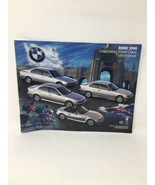 BMW 1996 Product Line Dealer Showroom Sales Brochure 17-1725 - $7.89