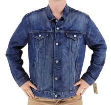 Levi's Men's Premium Button Up Denim Jeans Jacket Two Color 723350009 image 1