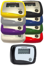Pedometer Step Counter LCD Walking Jogging Calorie Distance Fitness & Be... - $4.54+