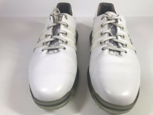 Primary image for ADIDAS AdiPower Boost Endless Energy Tour 360 Mens 9 White Golf Shoe