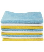 Microfiber Cleaning Cloth Polishing Soft No Scratch Car Home Office 24 Pack - $17.13