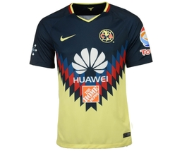 NWT CLUB AMÉRICA HOME FAN JERSEY SEASON 17-18 SIZE SMALL TO 2XL - $44.99