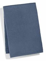 "Martha Stewart Collection 27"" X 52"" Quick Dry Reversible Bath Towel -Blu... - $15.04"