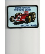 1999 Indian Nations Council Pinewood Derby Sykora Ford patch - $4.16