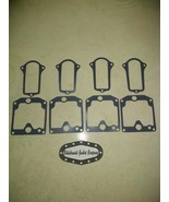 KAWASAKI KZ650 SR650 CARBURETOR GASKETS REUSABLE ($9.99  4 BOWLS + 4 FRE... - $9.89