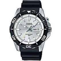 Casio MTD1080-7AV Wrist Watch - Men - Casual - Blue Glow - Analog - Quartz - $105.95