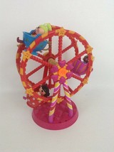 Lalaloopsy Ferris Wheel Toy MGA Toy Playset with 3 Figures Dolls Girl Doll 2009 - $23.12