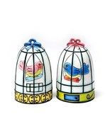 Flights Of Fancy: Birdcage Salt & Pepper Shaker By Babs - $20.79