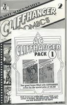 AC Cliffhanger Pack Lot #1 - New - Unopened - Near Mint - AC Comics - 1990 - $36.50