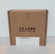 Le Labo Bergamonte 22 Eau De Parfum 3.4 Fl Oz./100 ml New In Box.Unisex - $110.00