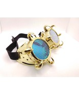Steampunk Octopus design goggles spike rave glasses victorian goggles - $15.60