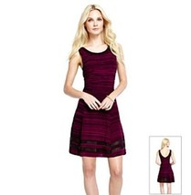Jessica Simpson Pricilla Fit-n-Flare Dress Sleeveless Above Knee Dress N... - £20.66 GBP