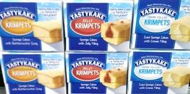 Tastykake~  Krimpet six pack Variety package - $48.00