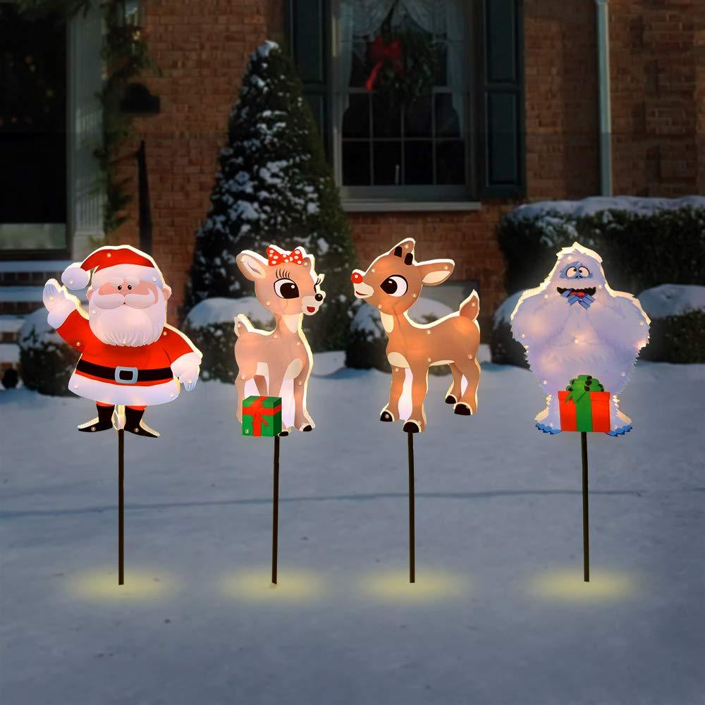 Christmas Decorations Outdoor.Christmas Decorations Outdoor Yard Decor And 45 Similar Items