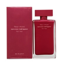 NARCISO RODRIGUEZ FLEUR MUSC FOR HER EAU DE PARFUM SPRAY 100 ML/3.3 FL.O... - $71.78