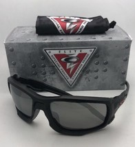New OAKLEY BALLISTIC SHOCK TUBE Safety glasses OO9329-05 Black w/Grey ANSI Z87.1