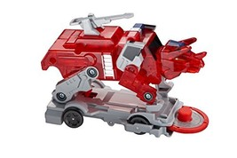 Screechers Wild US683127 Level 2, Pyrosaur Flipping Morphing Toy Car Veh... - $16.62