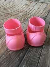 CPK Cabbage Patch Kids Doll Pink Girl Bow Heels - $4.00