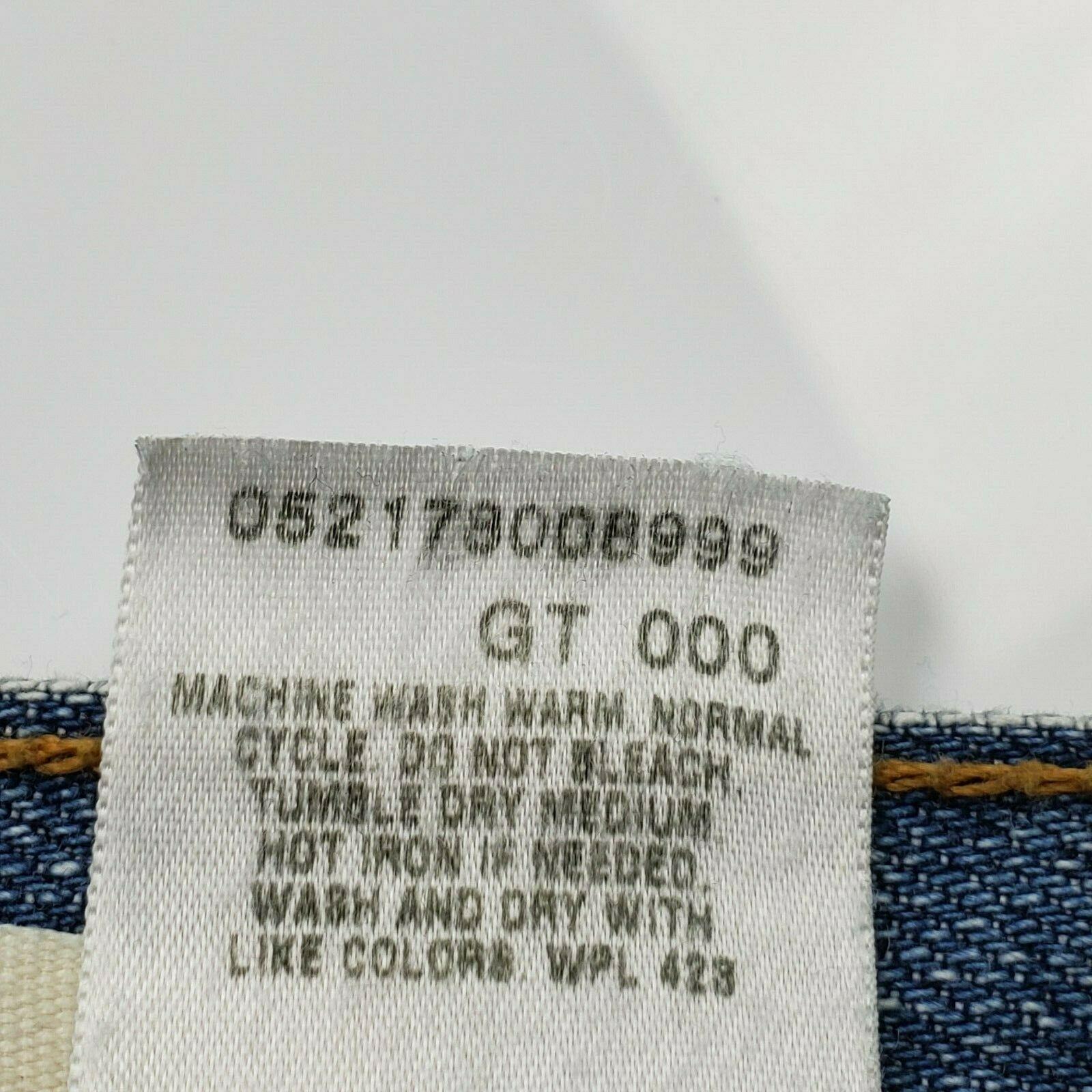 Levi's Women's 515 Denim Shorts Cut-Off Frayed Hem Medium Wash Size 6