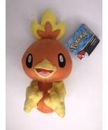 "Nintendo Pokemon Torchic TOMY Plush Stuffed Animal 6"" NEW - $19.29"